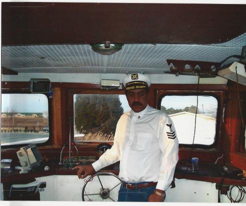 Captain Tyrone Meredith